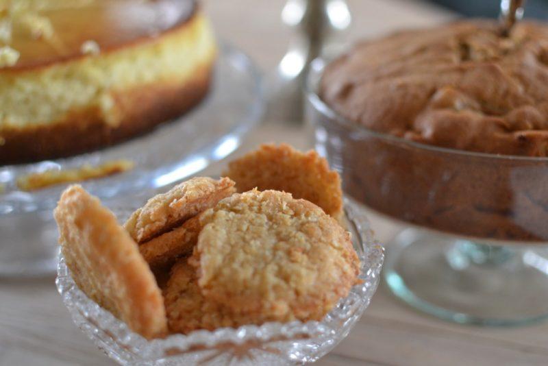 koekjes uit eigen keuken